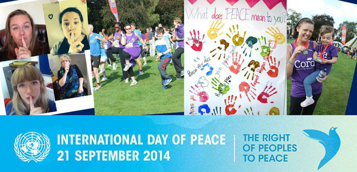 Cord Peace Day 2014