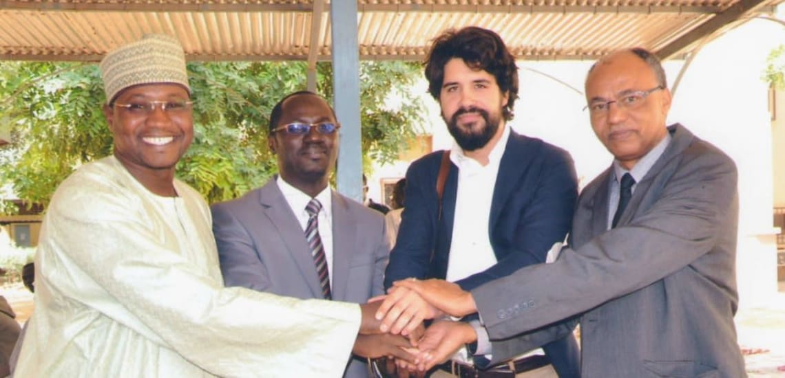 Education Project launch in Southern Chad